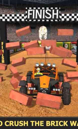 Buggy di Battle: Arena Guerra 4