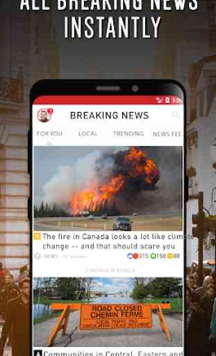 Canada Breaking News & Local News For Free 3