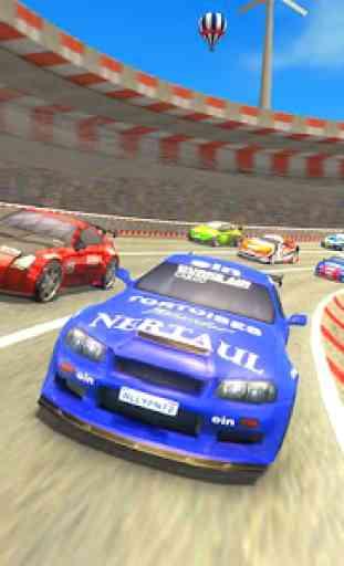 Daytona Race Speed Car Beach Rush Drive 3