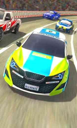 Daytona Race Speed Car Beach Rush Drive 4