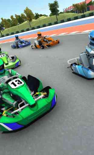 Extreme Buggy Kart Race 3D 2