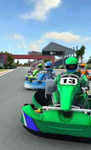 Extreme Buggy Kart Race 3D 4
