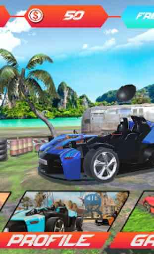 Extreme Buggy Racing 3