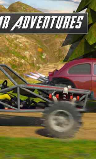 Fuori strada Duna Bagy Auto Da corsa 3D 2