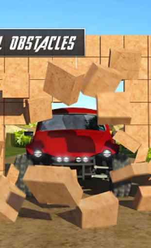 Fuori strada Duna Bagy Auto Da corsa 3D 3