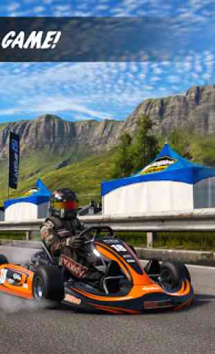 Go Kartz Go Beach Rush Kart Buggy 3D Ultra Racing 1