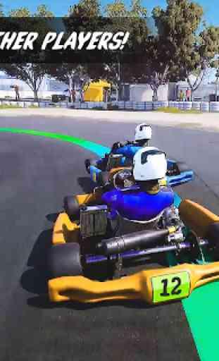 Go Kartz Go Beach Rush Kart Buggy 3D Ultra Racing 2
