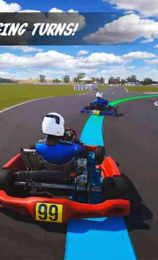 Go Kartz Go Beach Rush Kart Buggy 3D Ultra Racing 3