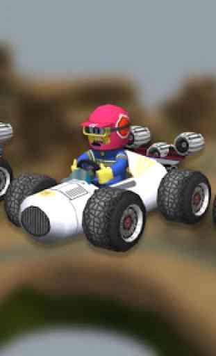 Kids Racing Islands, corsa per i bambini 1
