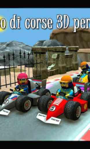 Kids Racing Islands, corsa per i bambini 3