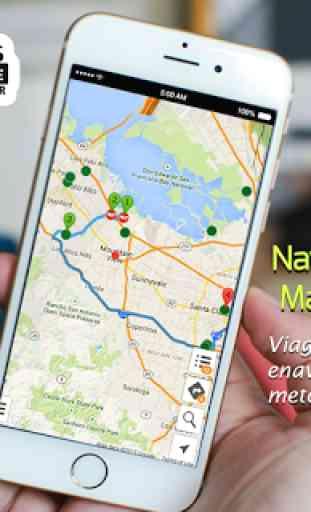 Mappe GPS gratuite - Navigazione e Posizionamento 1