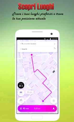 Mappe GPS gratuite - Navigazione e Posizionamento 3