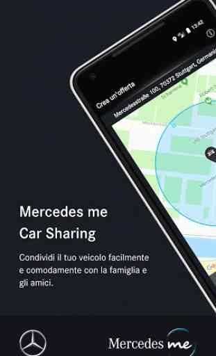 Mercedes me Car Sharing 1