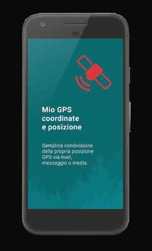 Mie Coordinate GPS 1