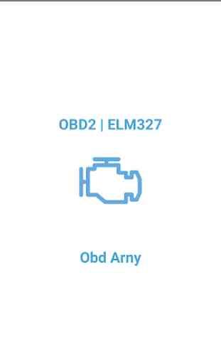 Obd Arny - OBD2|ELM327 strumento di scansione auto 1