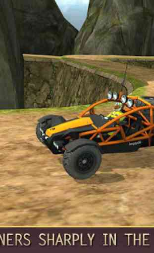 Off Road 4x4 Hill Buggy Race 1