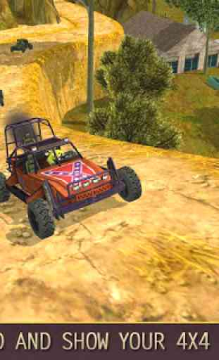 Off Road 4x4 Hill Buggy Race 2