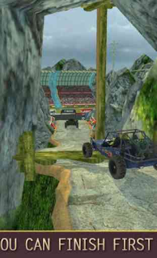 Off Road 4x4 Hill Buggy Race 3