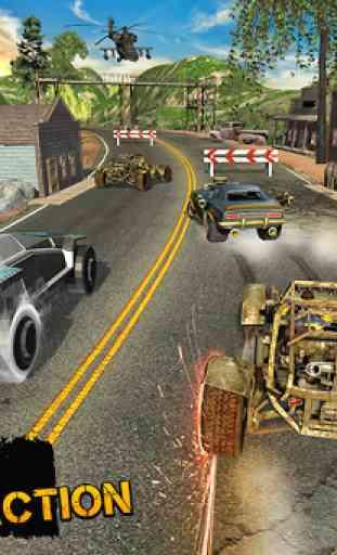 Offroad Dirt Race: Buggy Car Racing 3