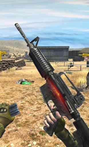 Real Shooting Strike 2