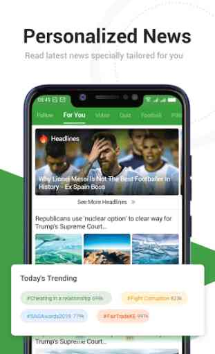 Scooper News: Trending News, Videos, Live Football 1