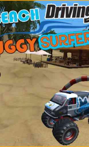 Spiaggia Guidare Buggy Surfer 1