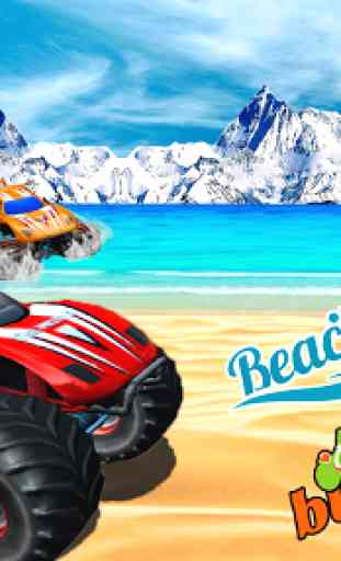 Spiaggia Guidare Buggy Surfer 3