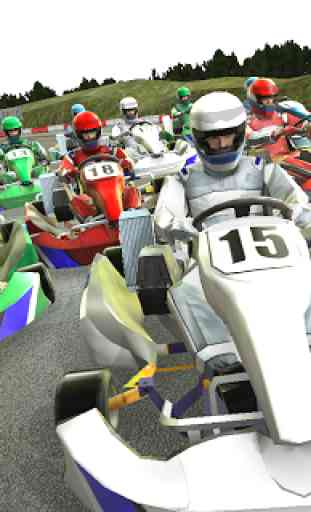 Ultimate Buggy Kart Race 1