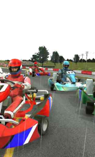 Ultimate Buggy Kart Race 2