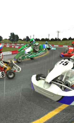 Ultimate Buggy Kart Race 3