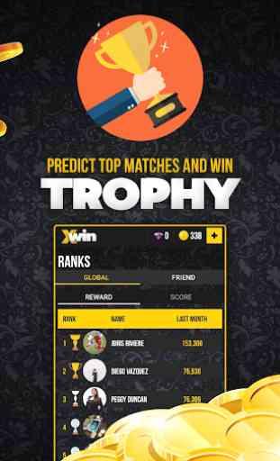 Xwin: Win the Prediction Game 3