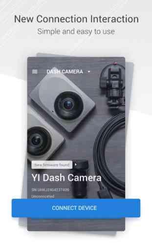 YI Dash Cam 1