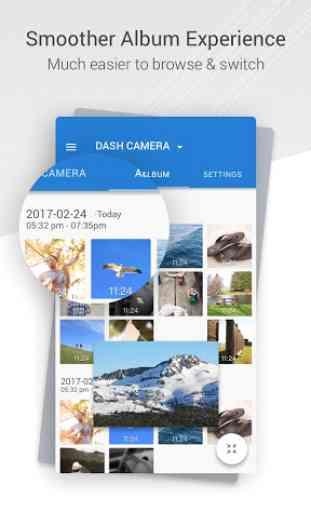 YI Dash Cam 4