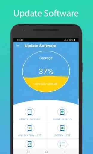 Aggiornamento software - Aggiornamento App Checker 1