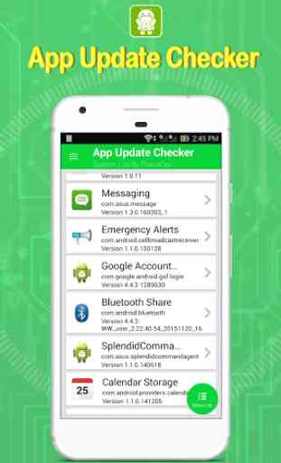 App Update Checker - apps aggiornamento 1