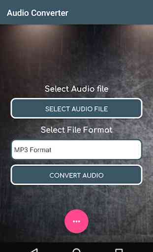 Audio converter with Mp3 converter 1