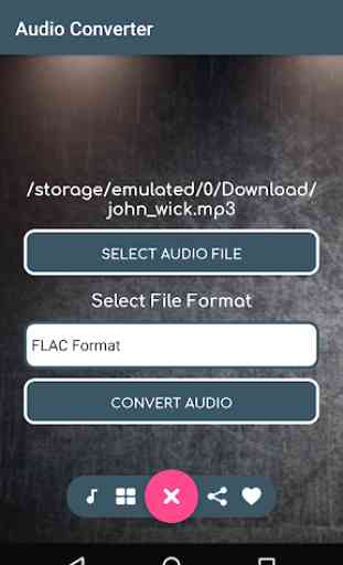 Audio converter with Mp3 converter 3