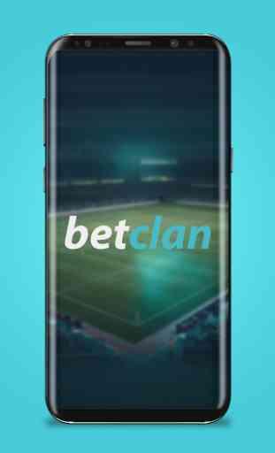 BetClan - App di Predizioni Sportive 1