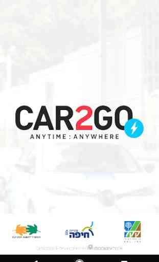 CAR2GO 1-Way 1