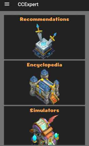 CCExpert - Guide for Castle Clash 1