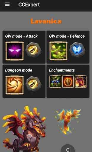 CCExpert - Guide for Castle Clash 3