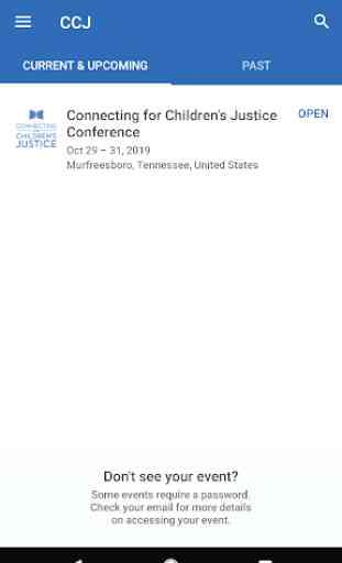 CCJ Conference 2