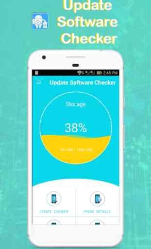 checker aggiornamento software 1