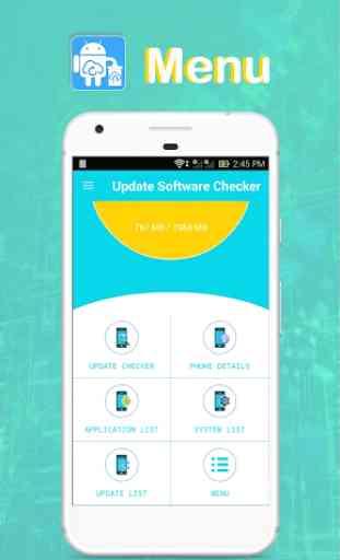 checker aggiornamento software 2