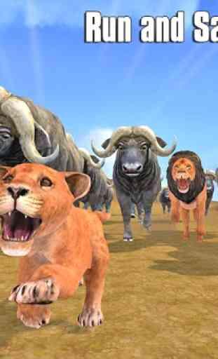 la sim del leone: ascesa di un re 2