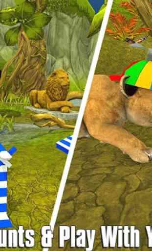 la sim del leone: ascesa di un re 3