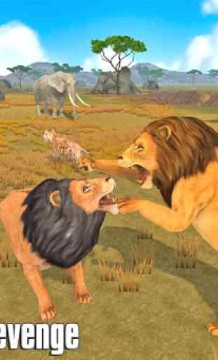 la sim del leone: ascesa di un re 4