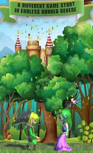 Spiral Jump  Castle Clash Game 1