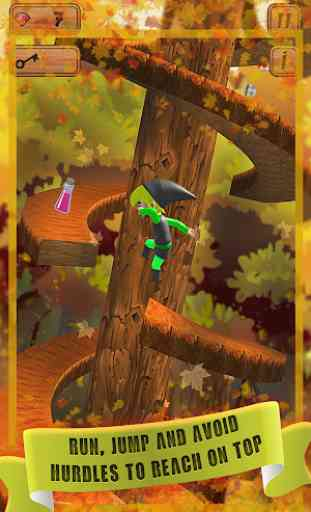 Spiral Jump  Castle Clash Game 4
