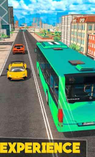 Tourist City Bus Simulator 2019  1